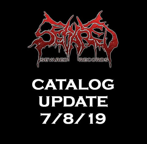 UPDATE 7/8/19 NEW ARRIVALS LISTED HERE!!!