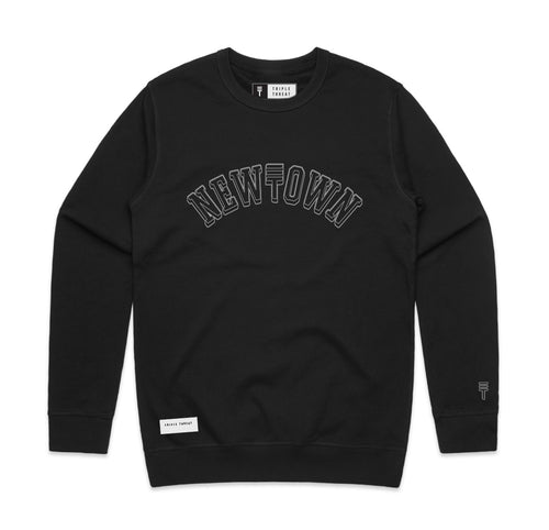 NEWTOWN CREW - BLACK