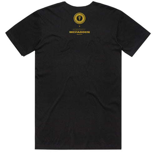 Kenny McFadden T-shirt - Black (Adult)