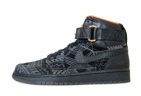 Air Jordan 1 Black BHM Don C Sample