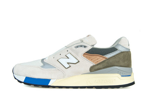 New Balance 998 x Concepts C-Note