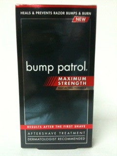 BUMP PATROL MAXIMUM STRENGTH