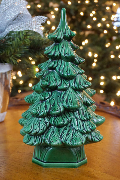 Christmas Tree Toothpick Holder