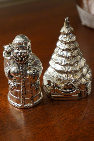 Christmas Salt & Pepper Set