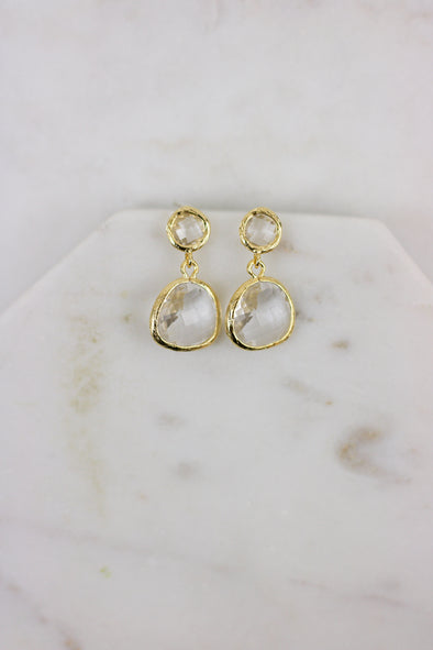 Sasha Drop Earrings