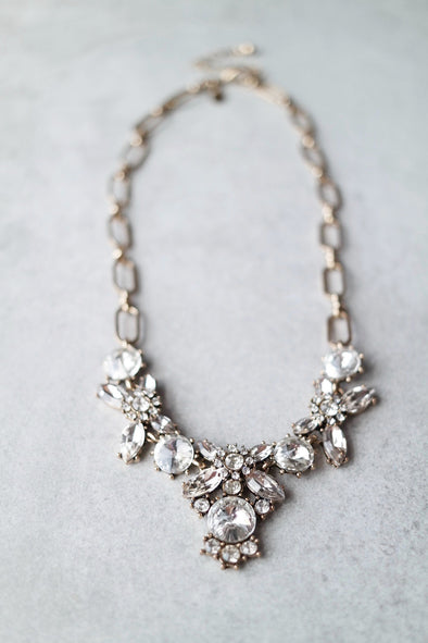 Daphne Statement Necklace
