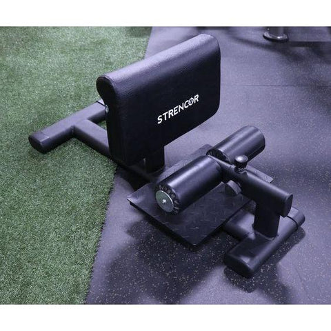 Sissy Squat Machine Bench - Strencor - Ohio Fitness Garage - Strencor -Sports Equipment