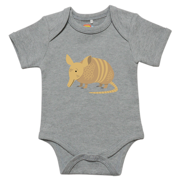 A is for Armadillo Onesie