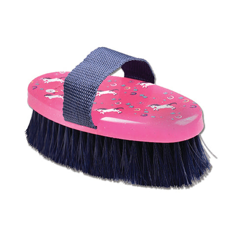 Lucky Unicorn Small Body Brush