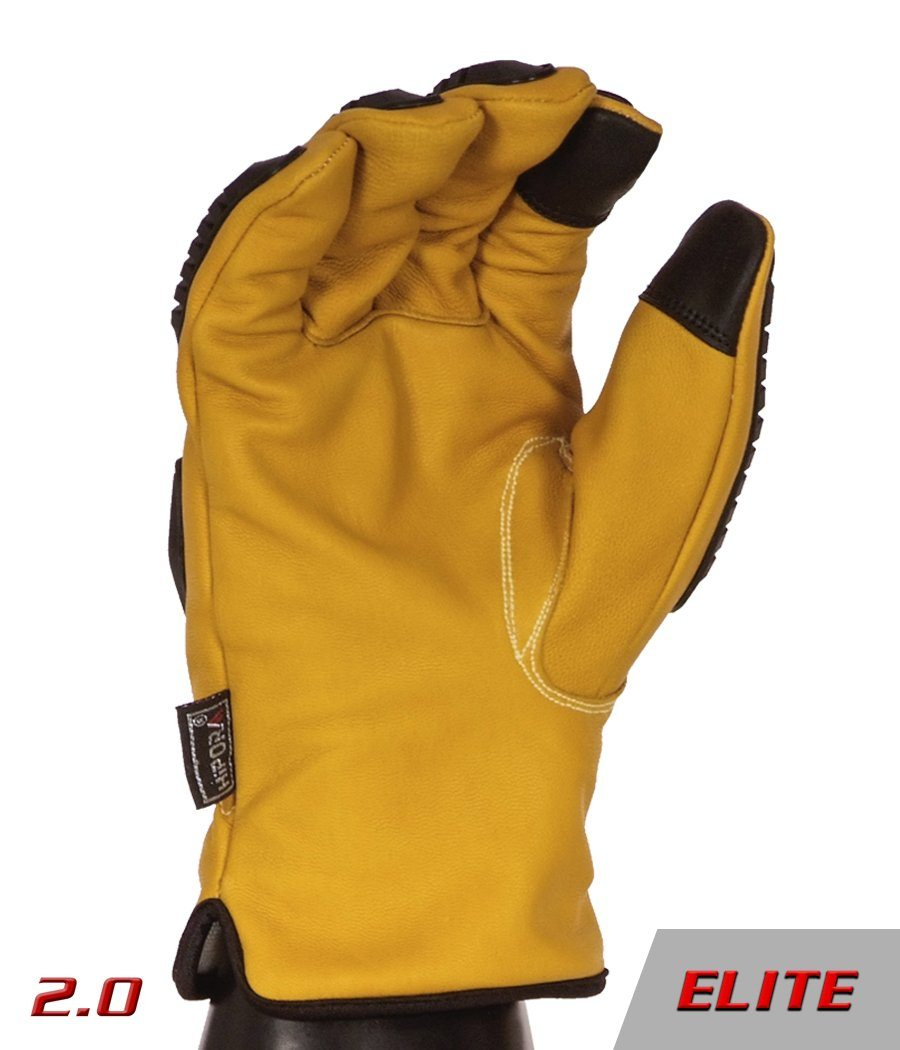Diesel Work Gloves 2.0 Elite - Cut and Fluid Resistant Gloves 221B Tactical
