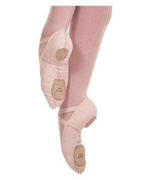 Bodywrappers 248A 4-Way totalSTRETCH™  Pull-On Ballet Slipper- Adult