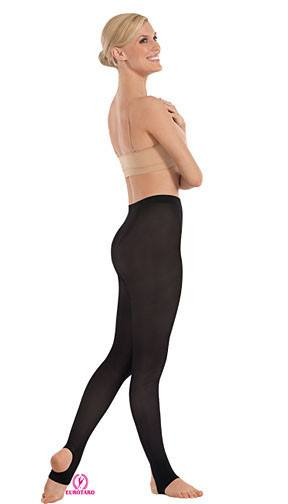 Stirrup Tights Black