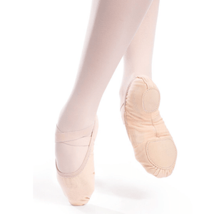 So Danca SD16VG Adult Vegan Split Sole Ballet Shoe