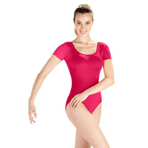 So Danca D297/SL25 Classic Cap Sleeve Microfiber Leotard