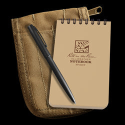 Rite in the Rain 3 x 5 Notebook Kit - Coyote