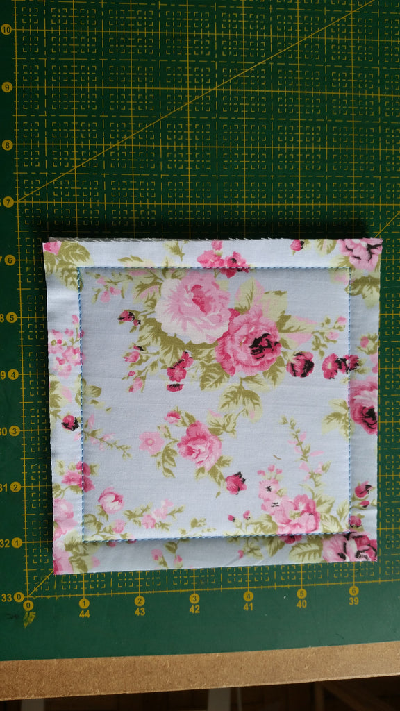 ITH SQUARE QUILT BLOCK