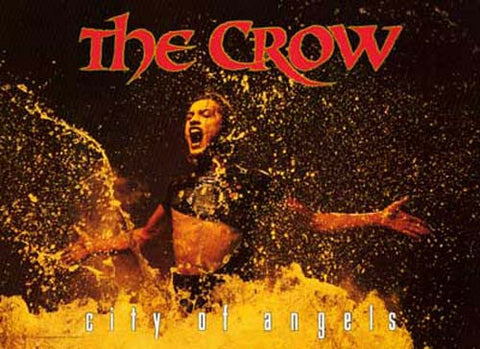 The Crow City of Angels Movie Poster