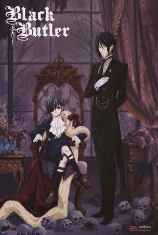 Black Butler Anime Poster