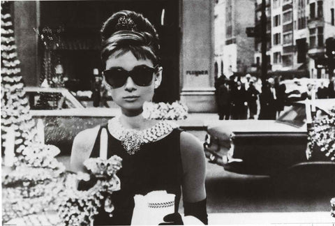 Breakfast at Tiffany's Holly Golightly Poster