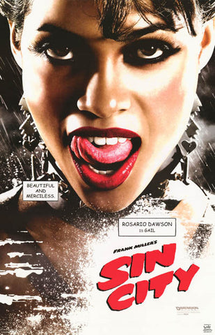 Sin City Movie Poster