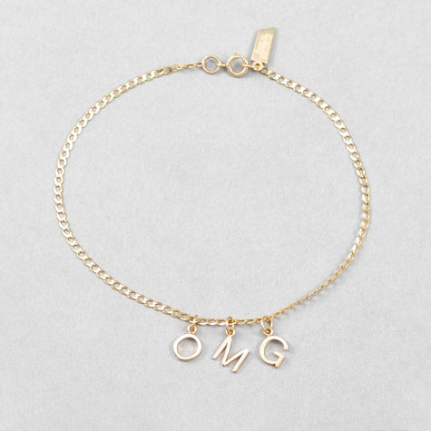 Spell It Out Bracelet