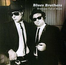 Blues Brothers- Briefcase Full of Blues  - Chicago Blues (vinyl)