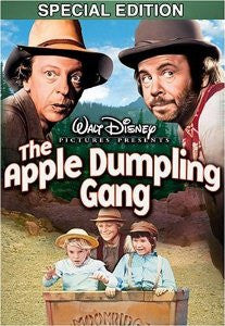 Apple Dumpling Gang, The - DVD - Used / Mint