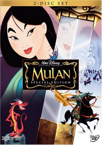 Mulan (Two-Disc Special Edition) DVD Used / Mint