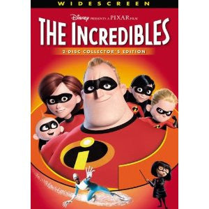 The Incredibles: Collector's Edition (Bilingual) [2-Disc DVD] ( English ) Widescreen DVD