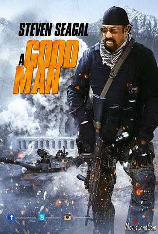 Good Man, A ( Steven Seagal ) 2014 DVD - New / Sealed