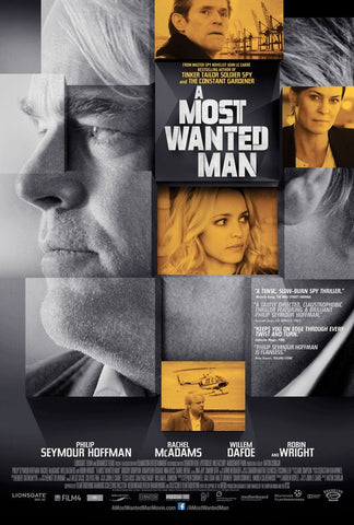 A Most Wanted Man 2014 DVD - Mint used Philip Seymour Hoffman