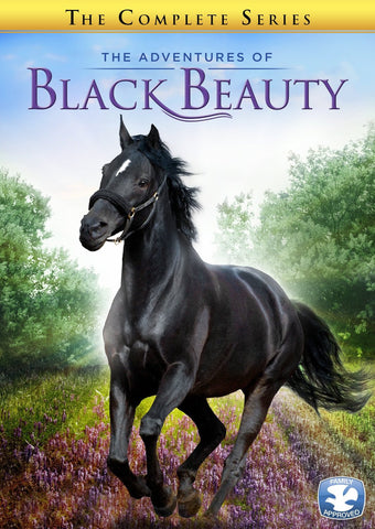 Adventures of Black Beauty - The Complete Series 2015 dvd ( new )