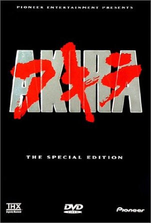 Akira: Special Edition (Widescreen) DVD Set
