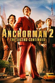 Anchorman 2: The Legend Continues DVD ( Mint Used)