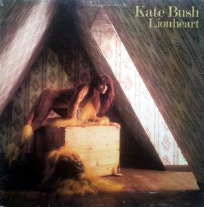Kate Bush - Lionheart - Vinyl LP 1978 Art Rock (vinyl)