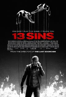 13 Sins ( 2014 ) Ron Perlman DVD - New Sealed
