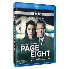 Masterpiece: Page Eight (U.K. Edition) [Blu-ray] New PBS