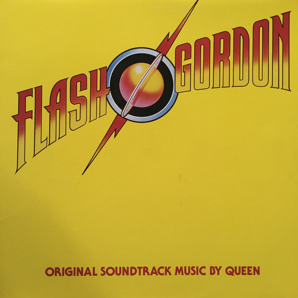Queen ‎– Flash Gordon (Original Soundtrack Music)(1980) Rare Vinyl