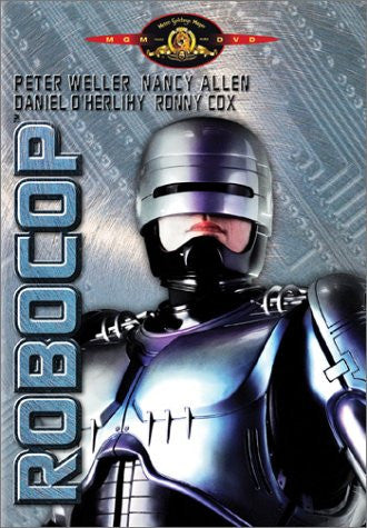 Robocop (Widescreen) (Bilingual) DVCD - Mint Used