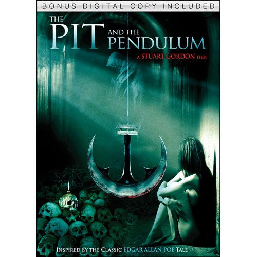 The Pit and the Pendulum DVD 1961
