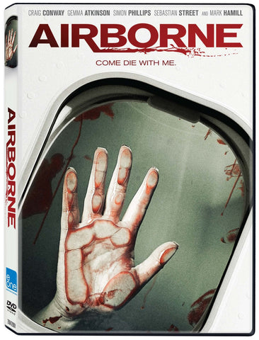 Airborne 2012 horror dvd ( new )