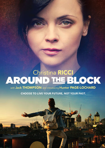 Around the Block (2014) Christina Ricci New Sealed DVD