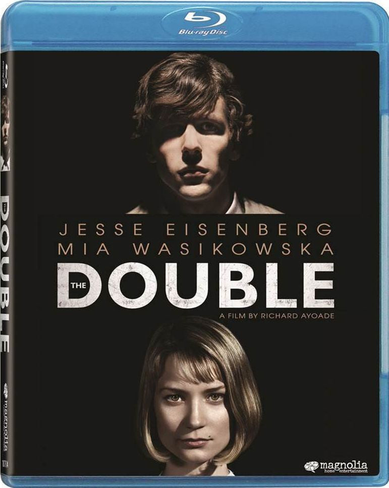 Double , The [Blu-ray] New/ Sealed