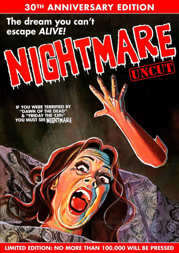 Nightmare: 30th Anniversary Edition [Import] DVD -Rare !