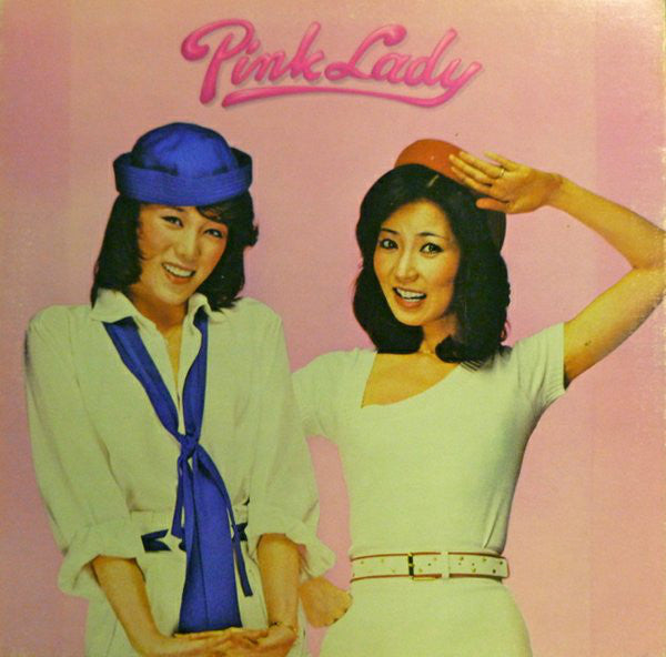 Pink Lady ‎– Pink Lady 1979- Pop Rock, Disco (vinyl)