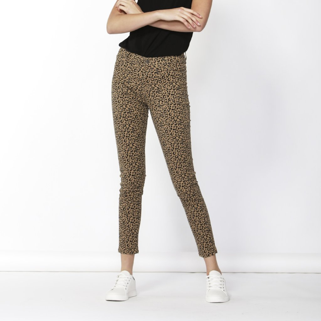 Betty Basics | Mason Jean Leopard | Shut the Front Door