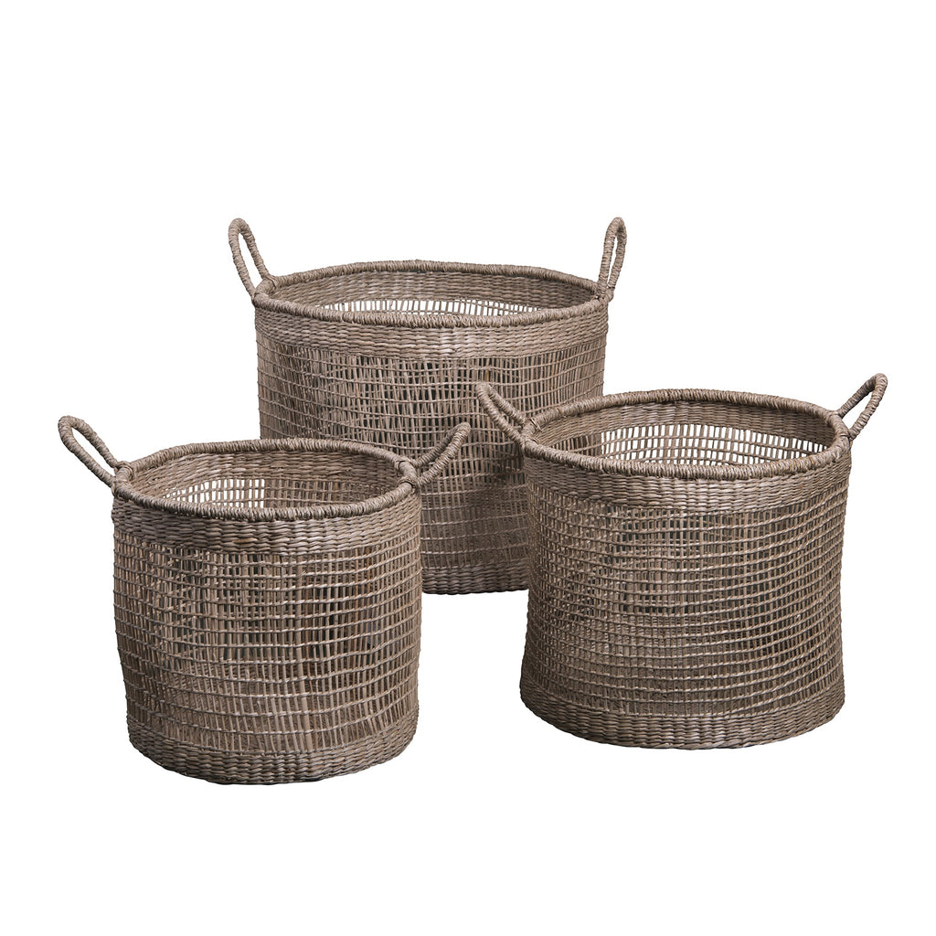 General Eclectic | Aldo Seagrass Basket Medium | Shut the Front Door