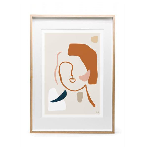 MAIKO NAGAO | Belladonna Print A3 *Excludes Frame* | Shut the Front Door