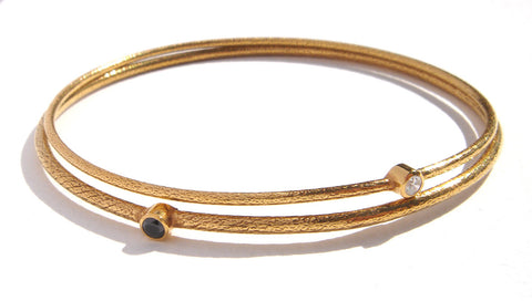 06. Solitair Bangle