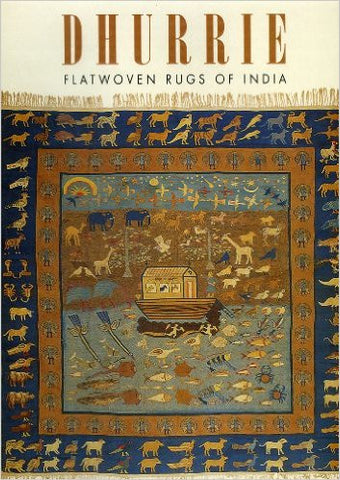DHURRIE - Flatwoven rugs of india